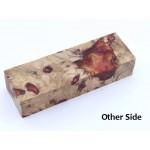 Buckeye Burls & Swirls Block - Copper/Gold (WS1-B0107)