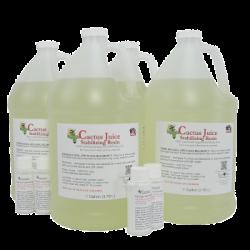 4 Gallon ( 512 oz ) Cactus Juice