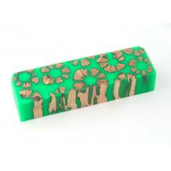 Cholla Cactus Block - Bright Green (WS3-BG)