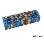 Cholla Cactus Rounds -  Block - Sky Blue (WS3-BRSB)