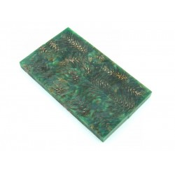 Mini Spruce Pine Cone - Green  (WS23-SMS006)