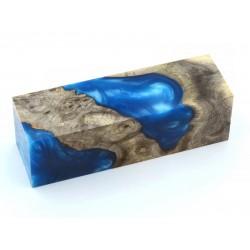 Burls & Swirls Blank - Sky Blue (WS20-T0019)