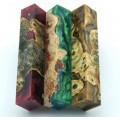 Burls & Swirls Pen Blanks - 3pk (WS1-P0041)