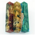 Burls & Swirls Pen Blanks - 3pk (WS1-P0042)