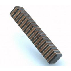 """""""Stacked"""" Pen Blank - Black (WS15-PBBL)"""