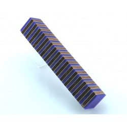 """Stacked"" Pen Blank - Violet (WS15-PBVI)"