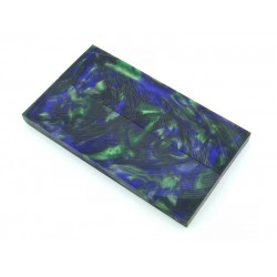 Solid Resin Scales - Violet & Green (WS9-S015)