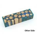 Stix Block - Green/Sky Blue (WS10-011)