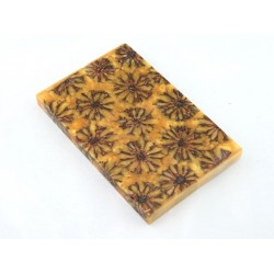 Sweet Gum Pod Scales -Lg- Gold (WS11-SGO)
