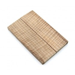 Curly White Ash Scales  (WS17-S017)