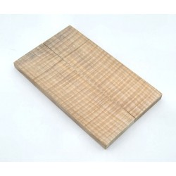 Curly White Ash Scales  (WS17-S021)