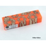 Cholla Cactus Block - Safety Orange (WS3-SO)