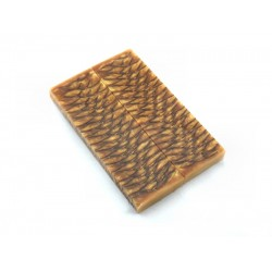 Norway Spruce Pine Cone Scales - Lg - Gold (WS5-SGO)