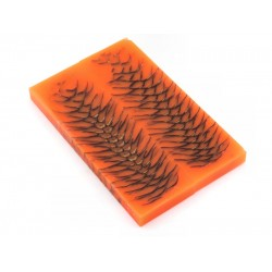 Norway Spruce Pine Cone Scales - Lg - Safety Orange (WS5-SSO)