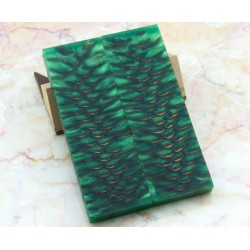 Norway Spruce Pine Cone Scales - Sm - Green (WS6-SGR)