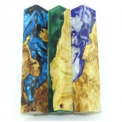 Burls & Swirls Pen Blanks - 3pk (WS1-P0035)