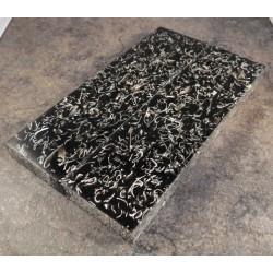 Shrapnel Scales - Black (WS8-SBL)