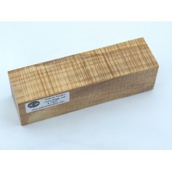 Curly White Ash Block (WS17-004)