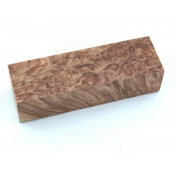 Maple Burl Block (WS17-008)